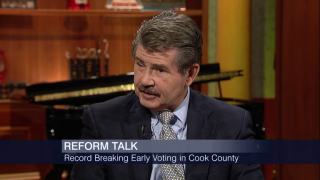 Cook County Clerk David Orr on Election Law Changes