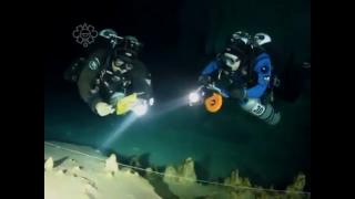 May 27, 2014 -  Diving for Bones
