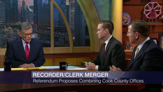 Should Recorder of Deeds be Combined with Clerk's Office?