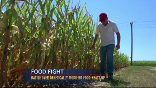 August 14, 2014 - Genetically Modified Foods