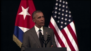 President Obama Makes Historic Trip to Cuba