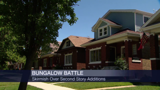 #StopThePop Campaign Targets Additions to Historic Bungalows