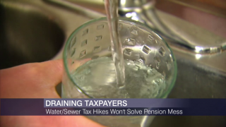 Analysis: Water Tax Hike Won't Fix Pensions