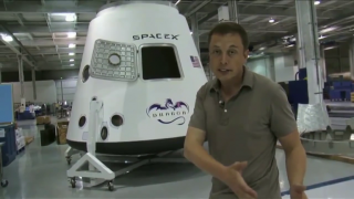 Commercial Space Race Propelled by Musk vs. Bezos