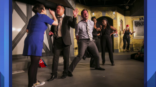 Challenge and Change at The Second City