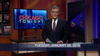 January 26, 2016 - Full Show