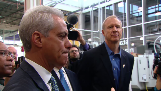 Bruce Rauner, Rahm Emanuel at Odds as State Budget Impasse
