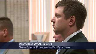 Anita Alvarez Calls for Special Prosecutor in McDonald Case