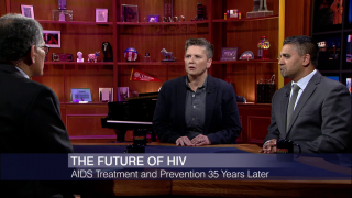 The Future of HIV/AIDS: Treatment, Prevention 35 Years Later