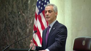 Mayor Emanuel's Address to City Council Stresses Trust