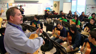 CPS Students Learn, Perform Mariachi Music