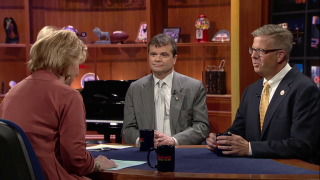 Reps. Quigley and Hultgren on Issues Facing Congress
