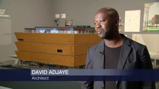 Architect David Adjaye Among Finalists for Obama Library