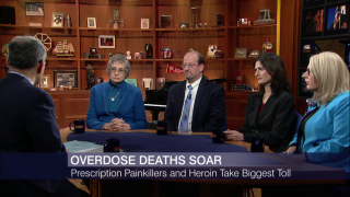Behind the Epidemic of Opioid Abuse in the US