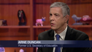 Former Education Secretary Duncan on the State of Education