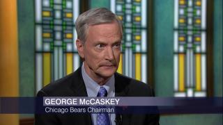 George McCaskey on Chicago Bears 2016 Season, Future of Team