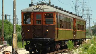 Vintage CTA Trains, Buses Offer Peek at 1920s Transit