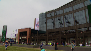 Cubs Open Park at Wrigley