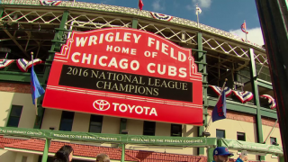 Chicago Cubs Head to World Series