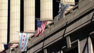 Chicago Flag Turns 100