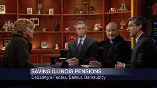 Saving Illinois' Pension System