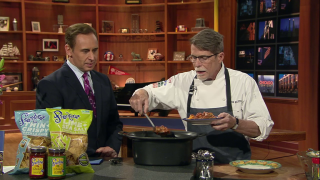 Cooking with Chef Rick Bayless