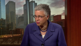 July 24, 2014 - Toni Preckwinkle and the future