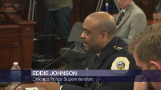 Chicago's Top Cop Pushes for Tougher Sentences for Guns