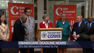 2016 Health Care Enrollment Deadline Nears