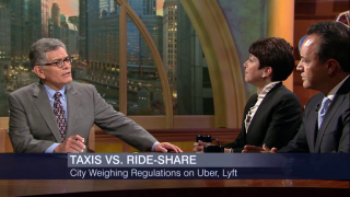 Uber, Lyft Drivers May Face New Regulations