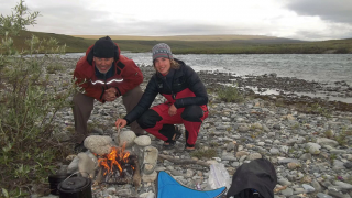 'Braving It' Tells Father-Daughter Adventure in Alaskan Wild