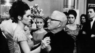 Actor Geraldine Chaplin Reflects on Lengthy Film Career