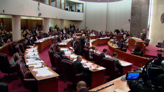 Full Day at Chicago City Council, Cook County