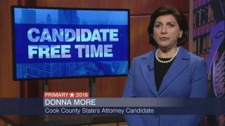 Candidate Free Time: Donna More
