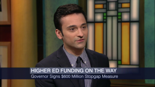 Governor Rauner Signs Legislation to Fund Higher Education