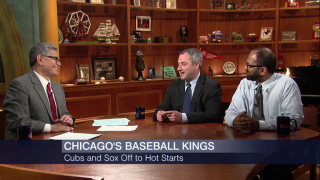 Chicago Cubs and White Sox Top the MLB