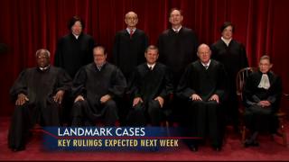 June 19, 2014 - Supreme Court Ruling Breakdown