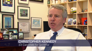 Chris Kennedy Running for Governor