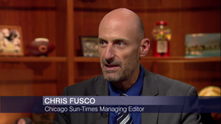 New Managing Editor at Sun-Times on What's Ahead for Paper