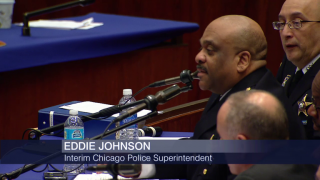 Eddie Johnson Fast-Tracked for Permanent CPD Superintendent