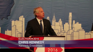 Talk of Chris Kennedy for Illinois Governor Heats Up