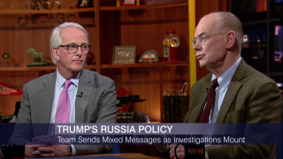 Trump's Russia Policy Sends Mixed Messages
