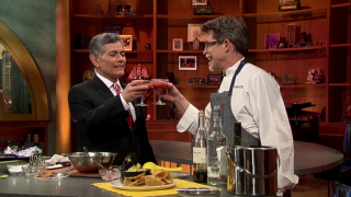 April 16, 2014 - Chef Rick Bayless Ramps Up for Spring