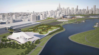 Has Friends of the Parks Cost Chicago the Lucas Museum?