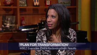 WBEZ Examines Progress of CHA Redevelopment
