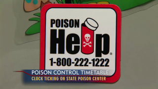 May 5, 2014 - Clock Ticking on State Poison Center