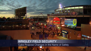Chicago Cubs to Heighten Wrigley Field Security Measures