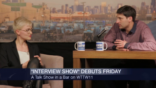 'The Interview Show' at the Hideout Makes Television Debut