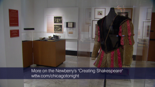 Shakespearean Artifacts on Display at Newberry Library