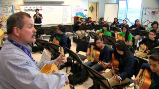 CPS Students Learn about Mariachi Music Through Performance